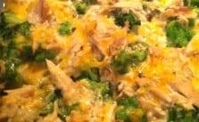 Easy Chicken Broccoli Casserole In Under 30 Minutes Only 5 ingredients!