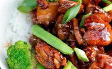 Easy Teriyaki Chicken Recipe Stir Fry In Under 30 Minutes