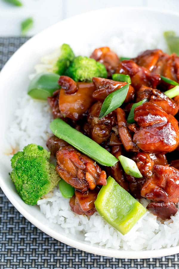 Easy Teriyaki Chicken Recipe Stir Fry In Under 30 Minutes