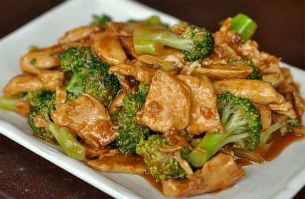 easy stir fry chicken and broccoli recipe