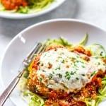 Healthy Chicken Parmesan Recipe