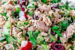 MediterraneanTuna Salad