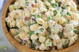 Pasta with Tuna Salad