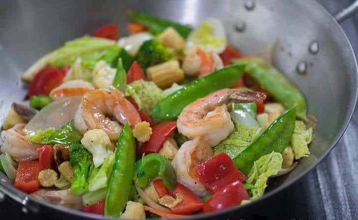 Healthy Chop Suey Recipe