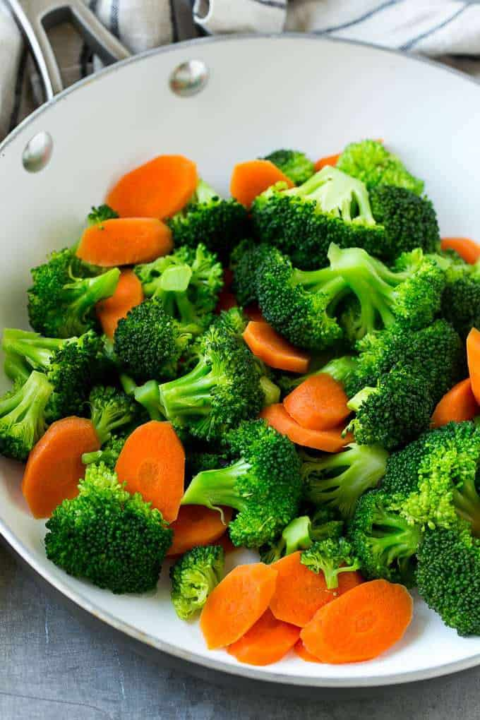 Healthy Chicken And Broccoli Stir-Fry - Appetizer Girl-4031