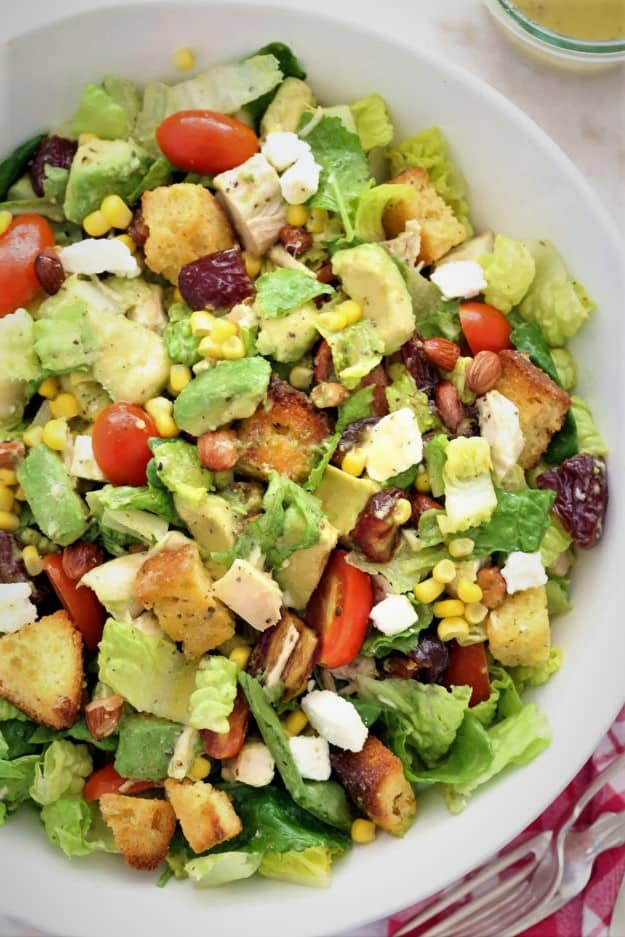 Chicken Avocado Salad Recipe