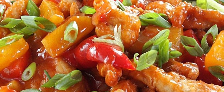 Sweet Spicy Sour Chicken