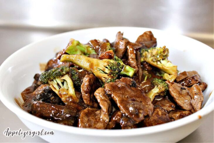 Tender Beef and Broccoli