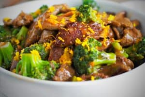 Tender Beef and Broccoli 1