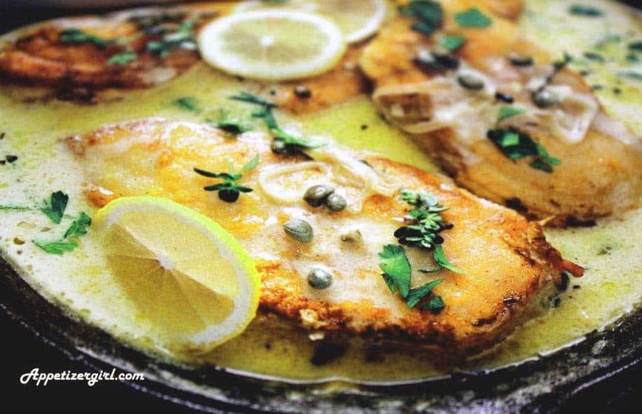 Best Chicken Piccata Recipe Ever
