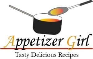 Appetizer Girl Logo